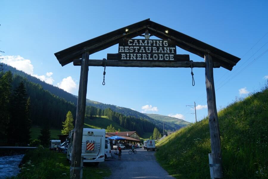 Rinerlodge Camping Davos