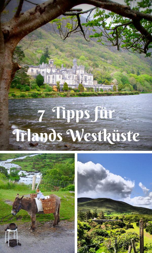 7 Tipps für die Westküste Irlands