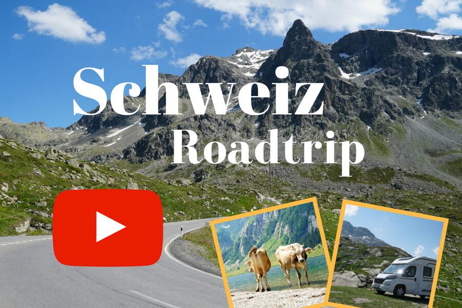 Schweiz Roadtrip Video Reiseblog Road Traveller