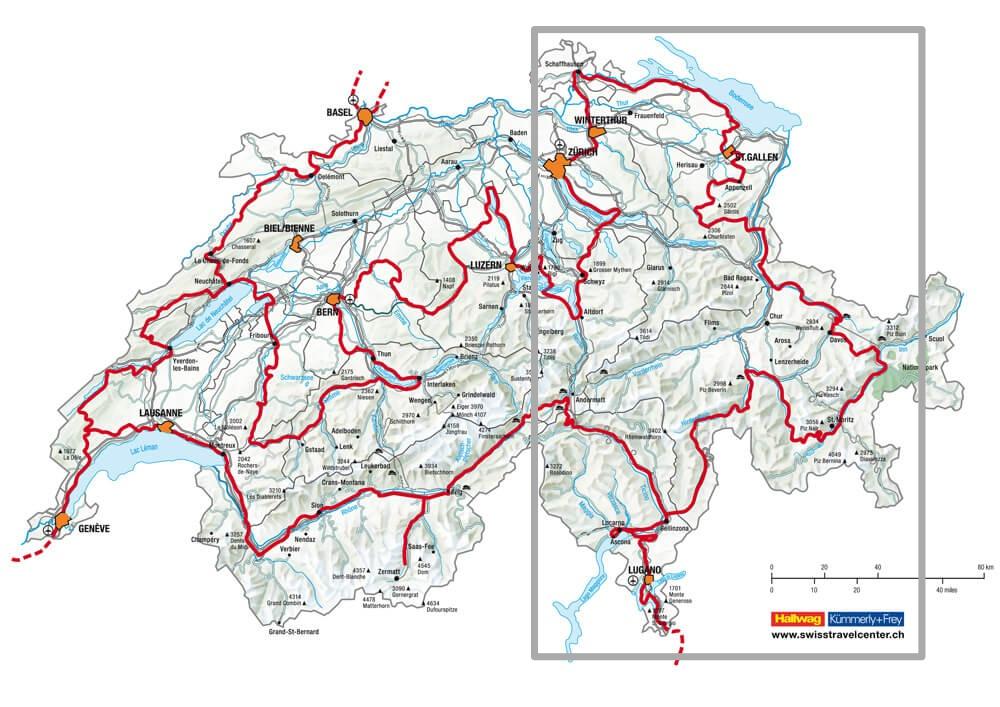 Grand Tour of Switzerland Reiseblog Road Traveller