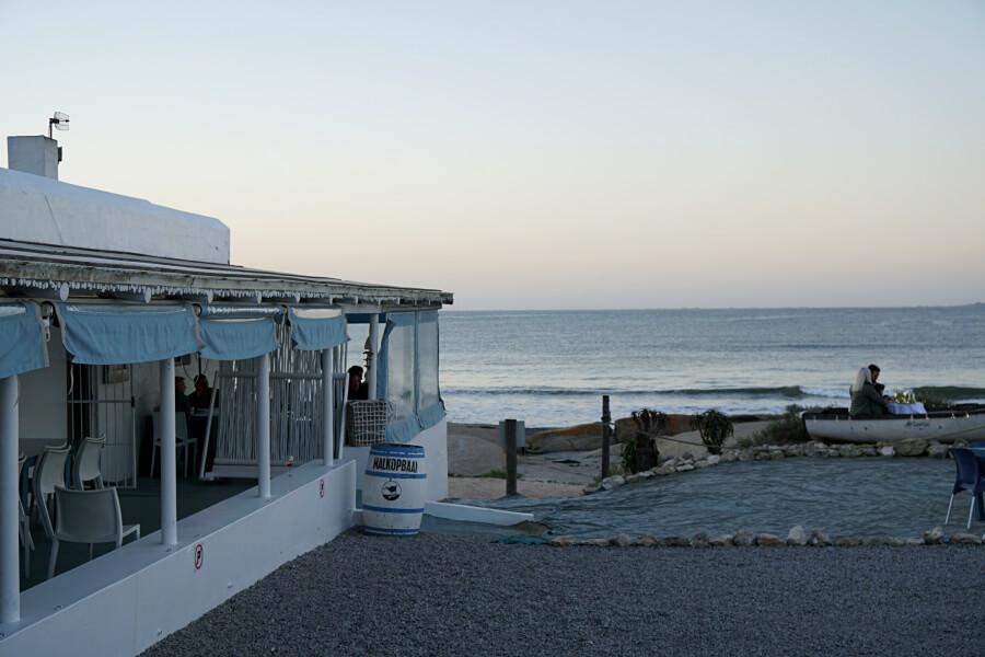 Gaaitjie Restaurant in Paternoster