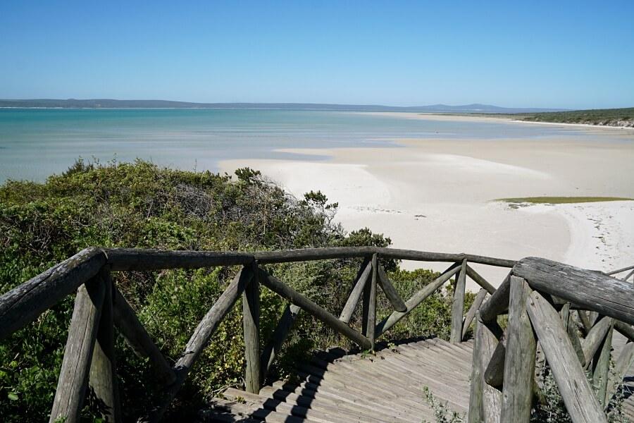 Karibik in Suedafrika: Der West Coast Nationalpark