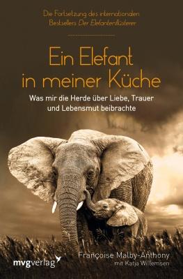 Buch aus Suedafrika Ein Elefant in meiner Kueche