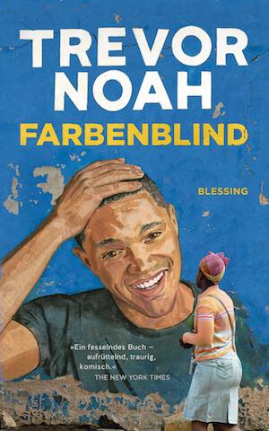 Unsere Buch Tipps fuer Suedafrika Fans - Trevor Noah Farbenblind
