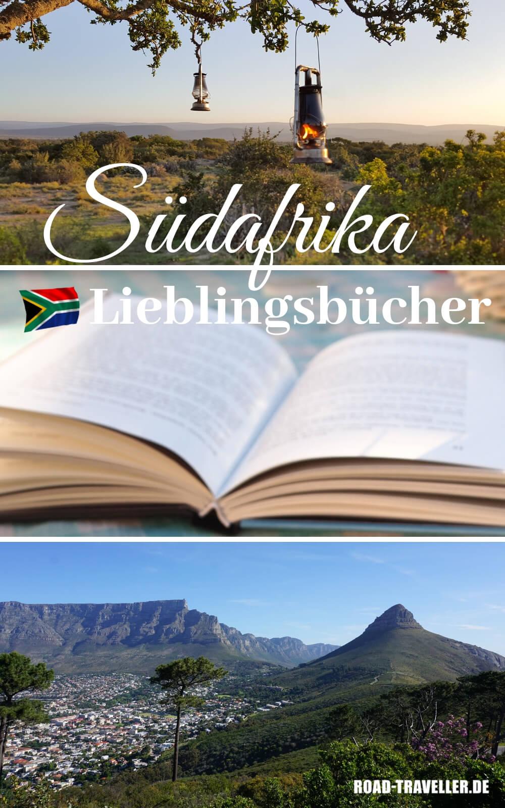 Unsere liebsten Suedafrika Buecher