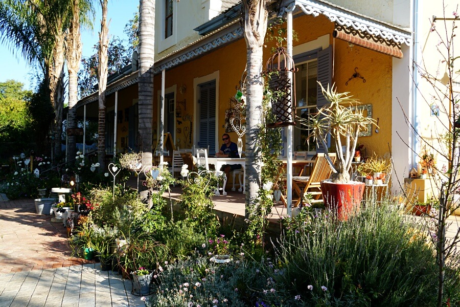 Yellow Aloe Guesthouse in Clanwilliam
