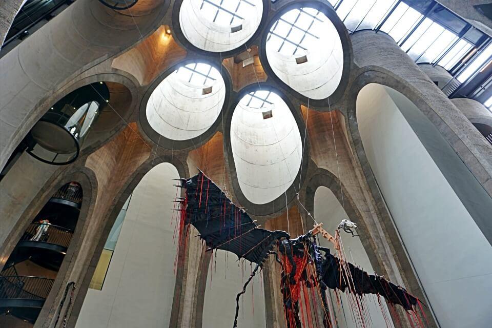Zeitz Mocaa Museum Waterfront Kapstadt