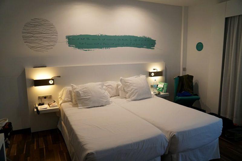 Hotelzimmer im Hotel Costa Azul in Palma