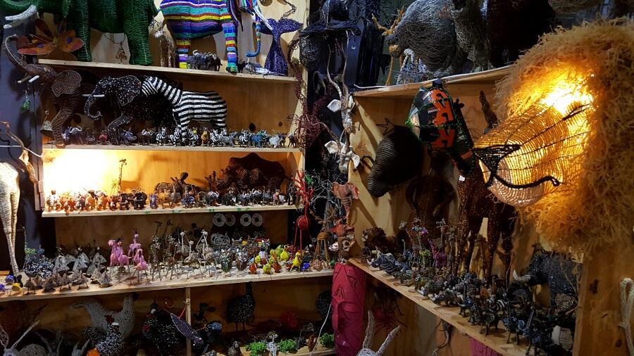 Bay Harbour Market in Hout Bay Suedafrika