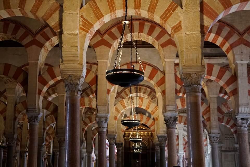 Die Moschee Kathedrale in Cordoba