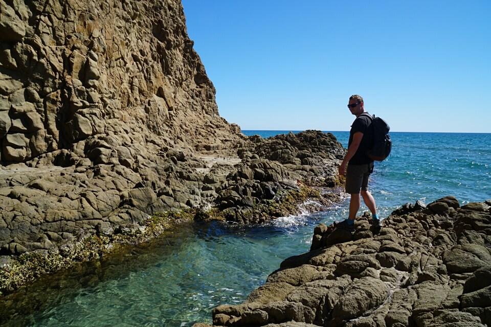 Wandern im Naturpark Cabo de Gata