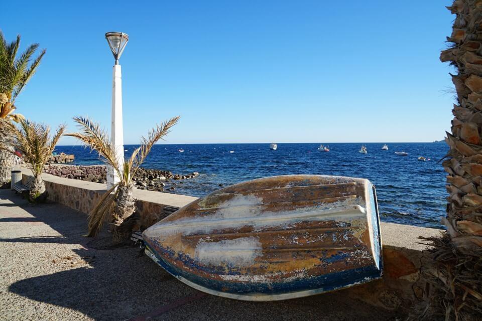 Urige Fischerorte im Naturpark Cabo de Gata
