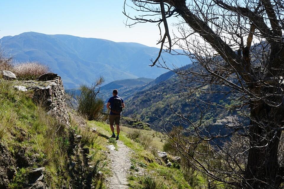 In den Alpujarras gibt es tolle Wanderwege
