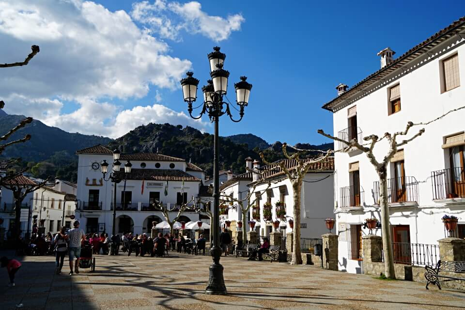 Grazalema in Andalusien auf unserem Roadtrip durch die Sierra de Grazalema