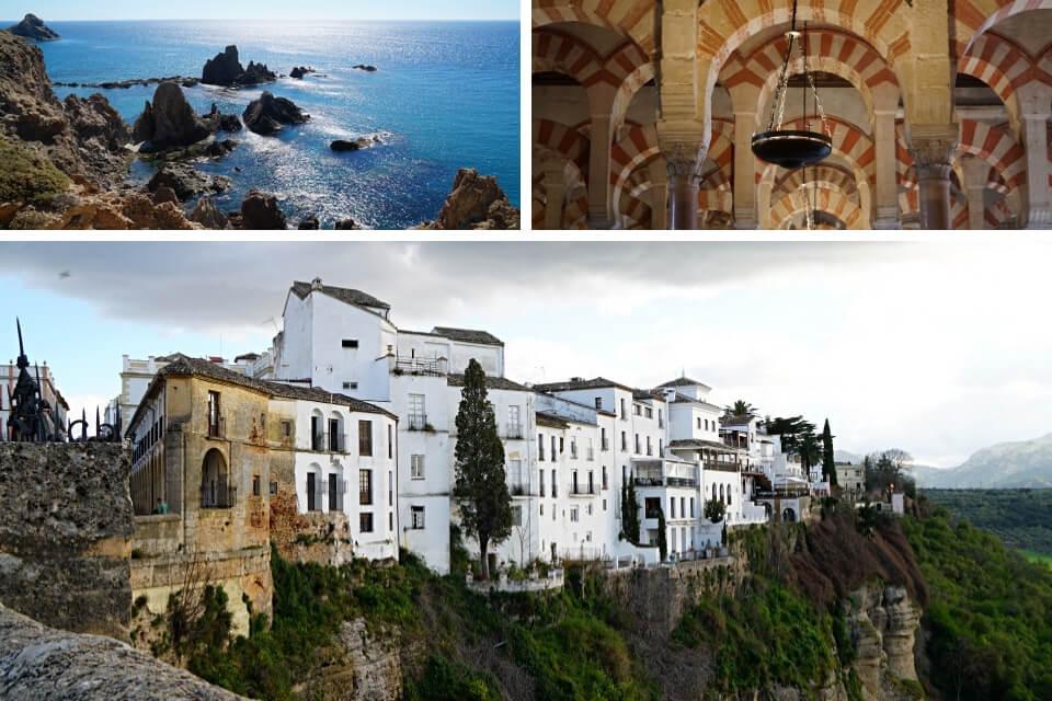 Unser Roadtrip durch Andalusien - Route Tipps und Highlights