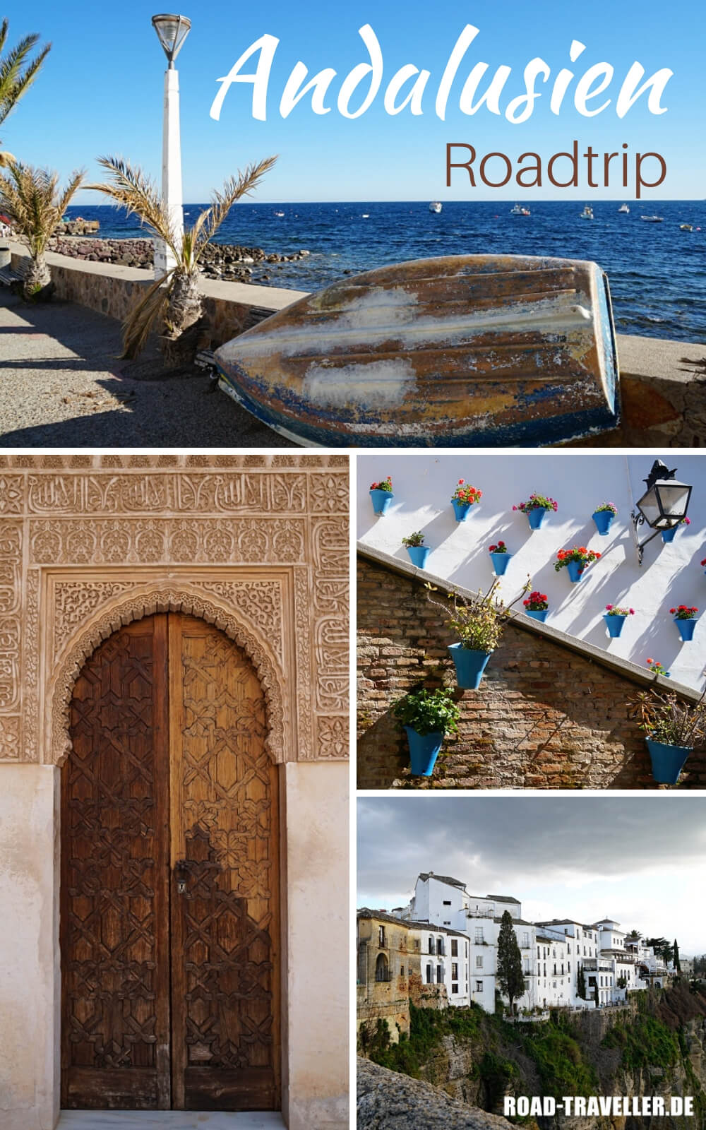 Andalusien Roadtrip: Unsere Route, Tipps und Highlights