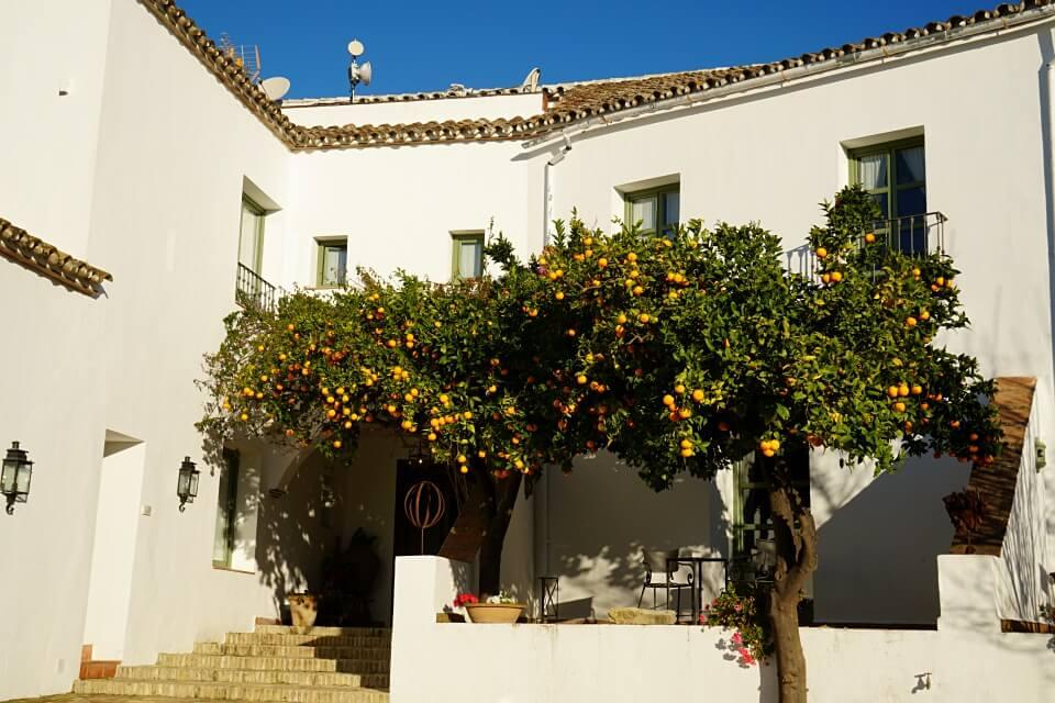 Landhotel in Ronda