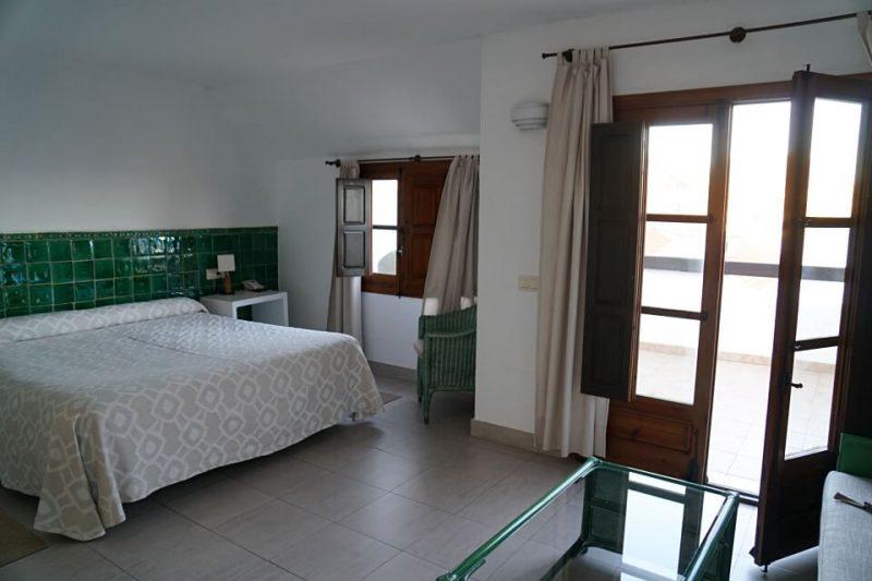 Unser Hotel in San Jose im Naturpark Cabo de Gata