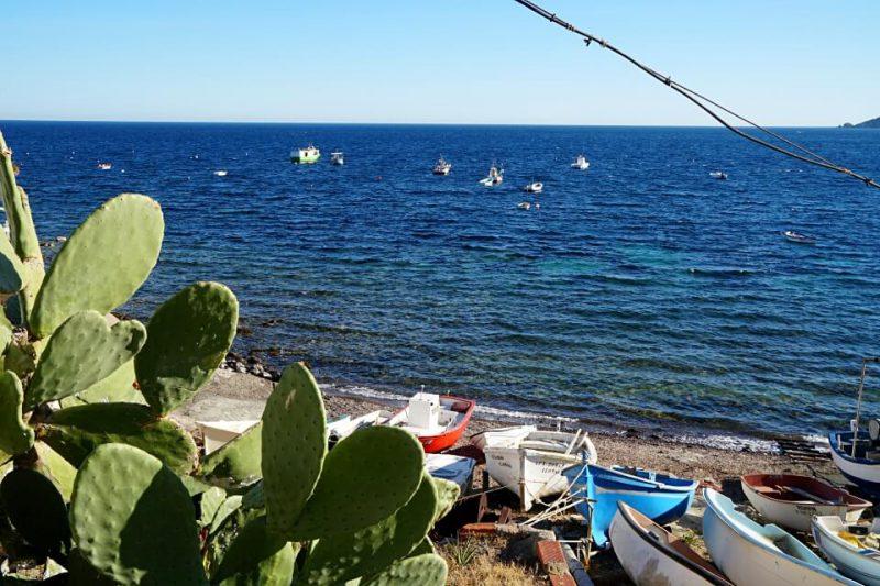 Das Fischerdorf La Isleta del Moro