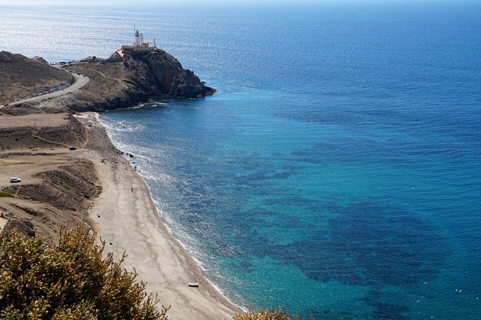 Leuchtturm Cabo de Gata