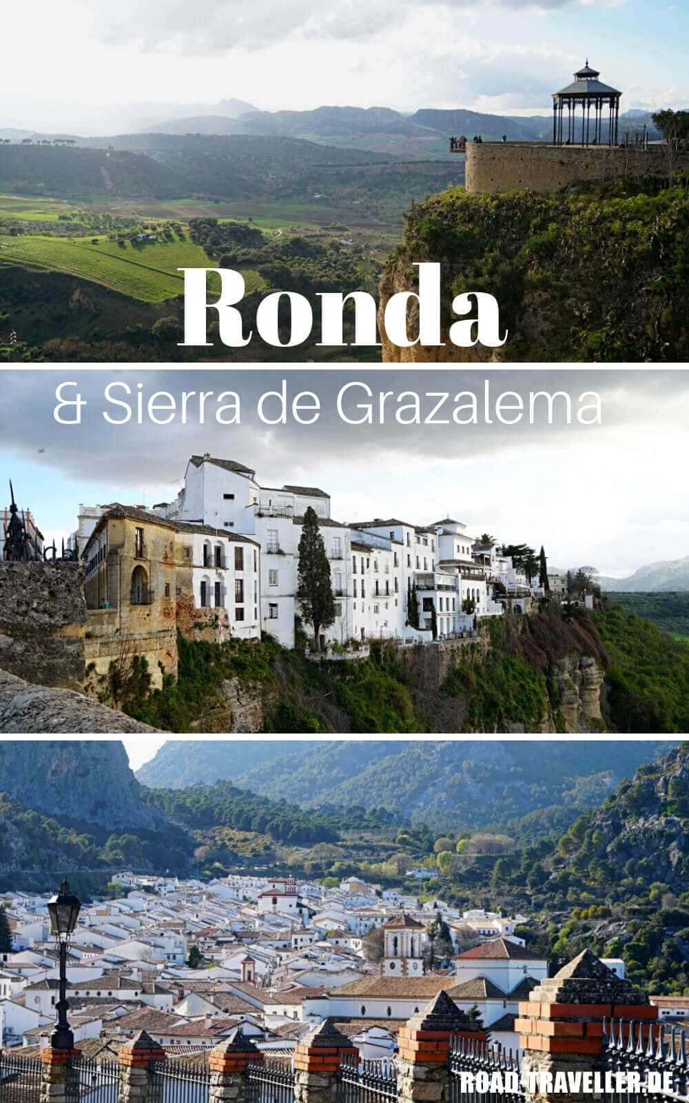 Unsere Tipps fuer Ronda und die Sierra de Grazalema