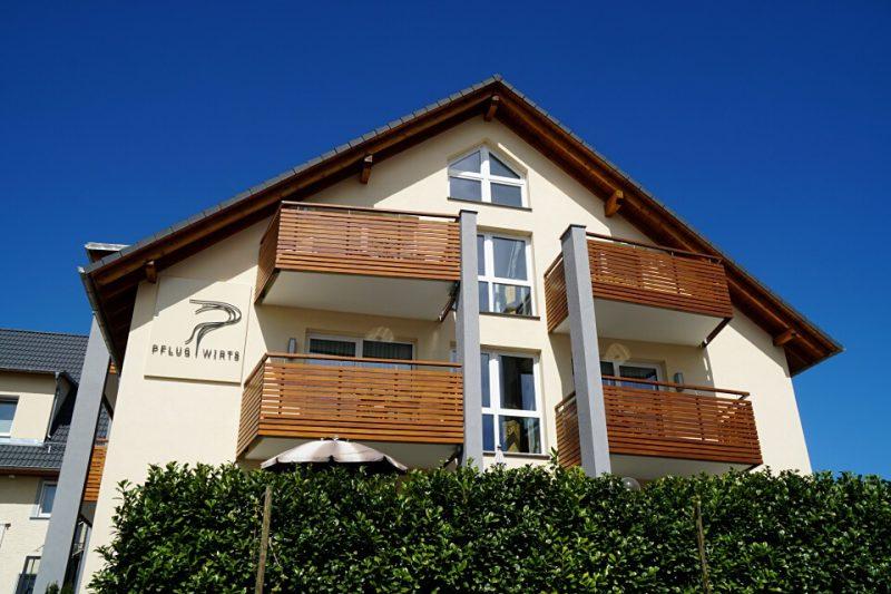 Pflugwirts Gasthaus mit Hotel in Oberkirch Haslach ist unser Hoteltipp fuer das Renchtal