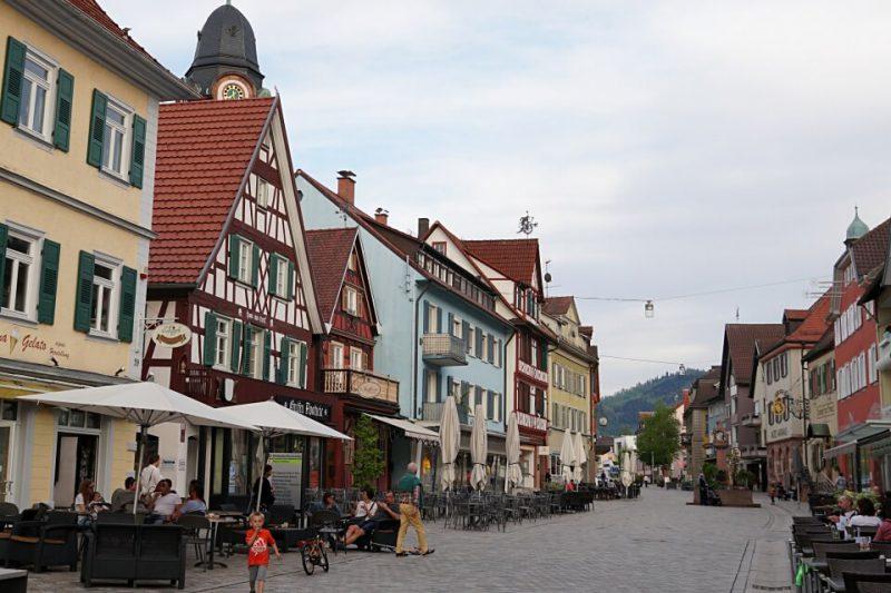 Fachwerk in Oberkirch im Renchtal