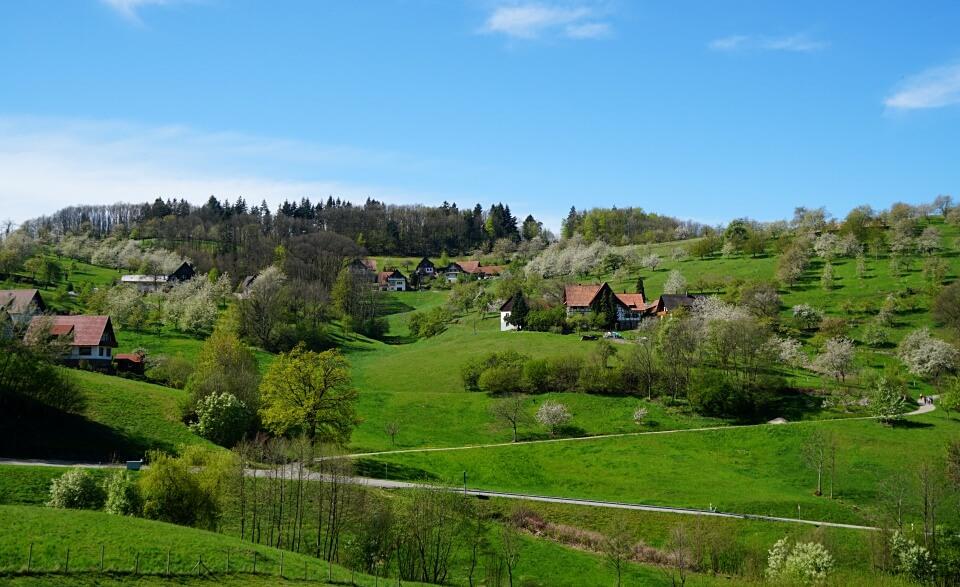Wandern und geniessen im Renchtal im Schwarzwald