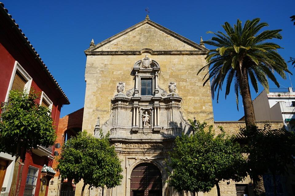 Kirchen und Plaetze in Cordoba