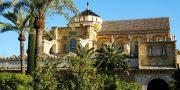 Die Mezquita in Cordoba Andalusien