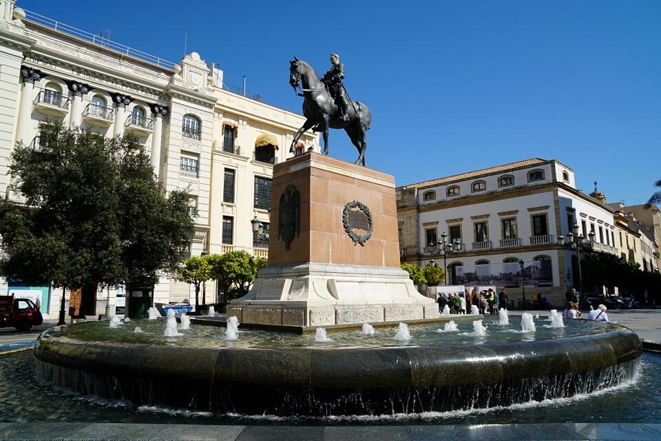 Plaza Tendillas in Cordoba