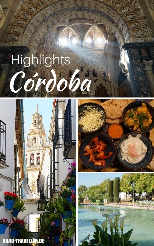 Unser Spaziergang zu den einmaligen Sehenswuerdigkeiten in Cordoba
