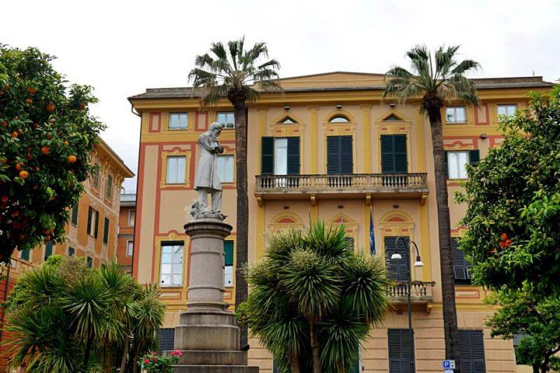 Santa Margherita Ligure in Ligurien