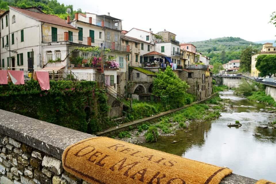 Das Relais del Maro gehoert zu den Alberghi Diffusi in Italien