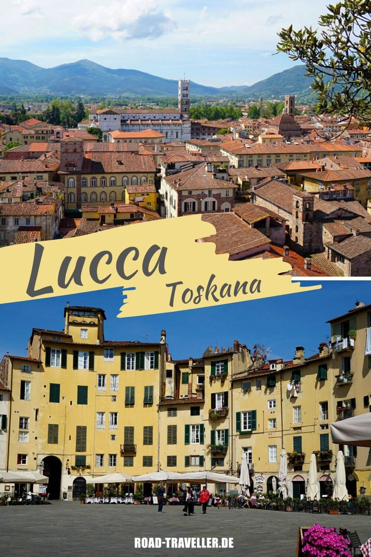 Lucca Sehenswuerdigkeiten und Tipps