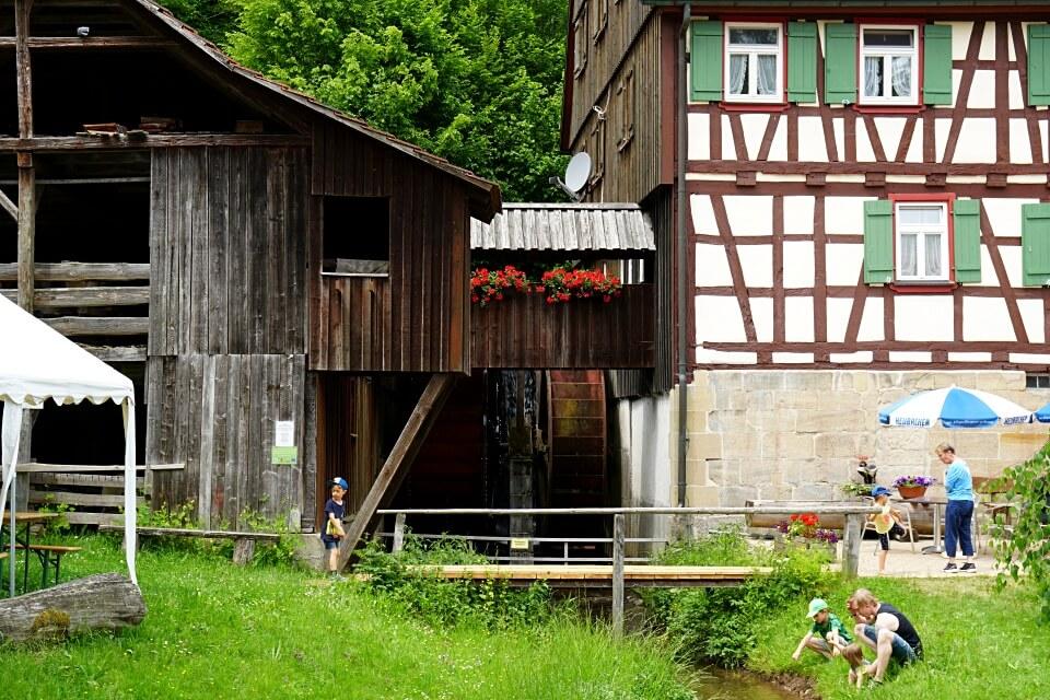 Die Heinlesmuehle in Alfdorf