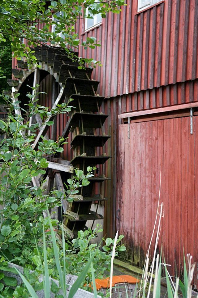 Die Hundsberger Saegmuehle im Schwaebisch Fraenkischen Wald