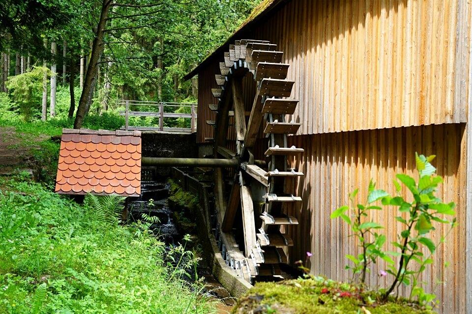 Auf dem Mühlenwanderweg durch den Naturpark Schwäbisch-Fränkischer Wald