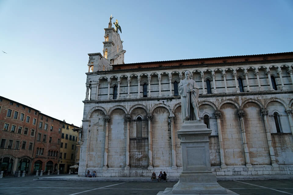 San Michele in Foro in Lucca