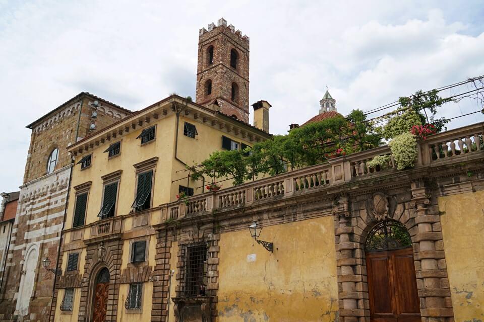 Unsere Tipps fuer Lucca in der Toskana