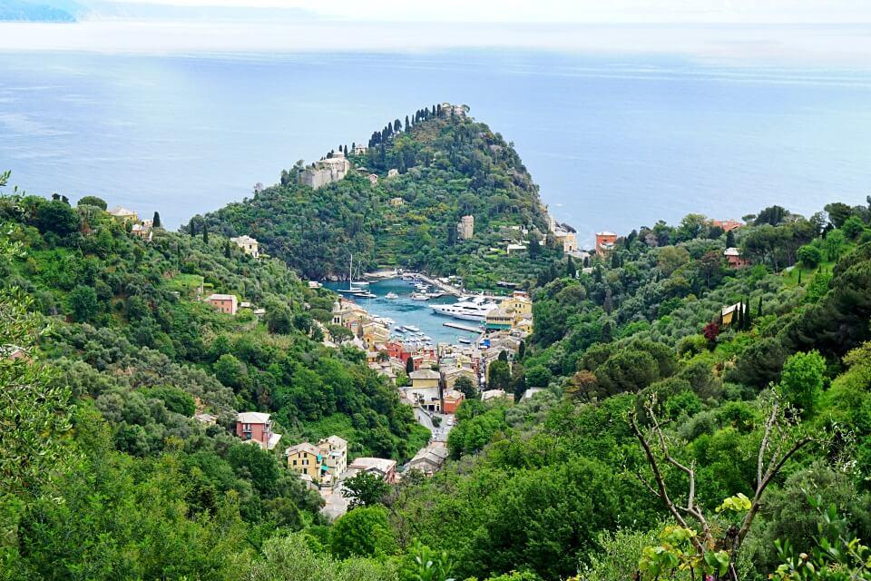 Wandern von Portofino nach San Fruttuoso