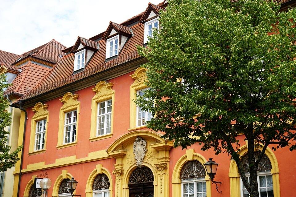 Haus der Maetresse von Graevenitz