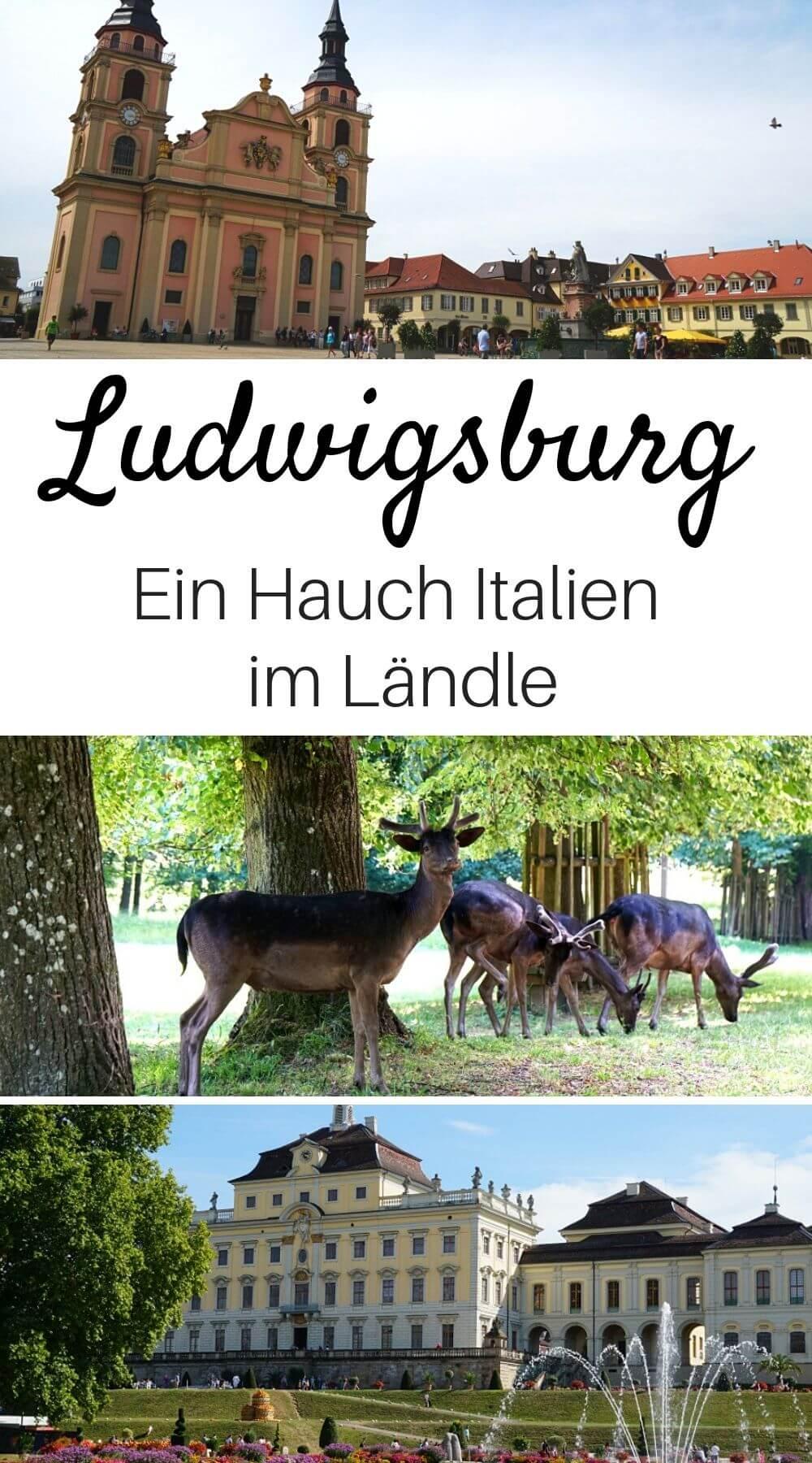 Ludwigsburg Sehenswuerdigkeiten und Tipps