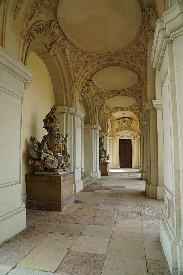 Das Residenzschloss Ludwigsburg
