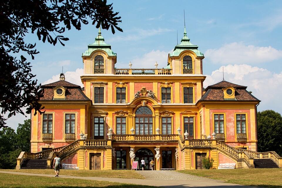 Schloss Favorite in Ludwigsburg - Bildnachweis Tourismus und Events Ludwigsburg