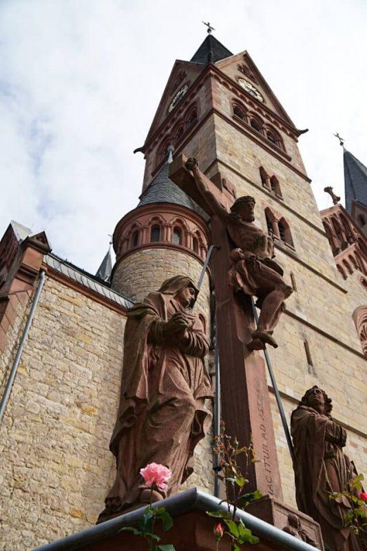 Kirche St Peter in Heppenheim an der Bergstrasse