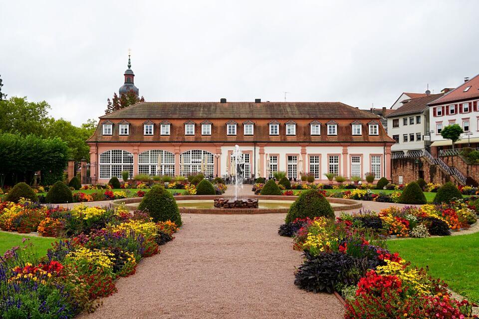 Orangerie in Erbach im Odenwald