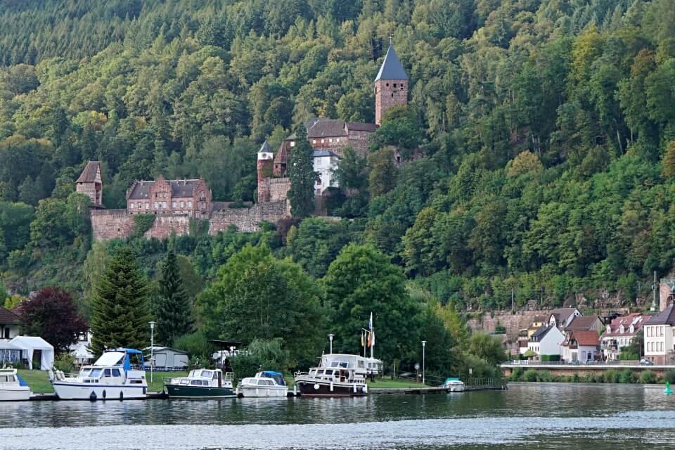 Zwingenberg am Neckar