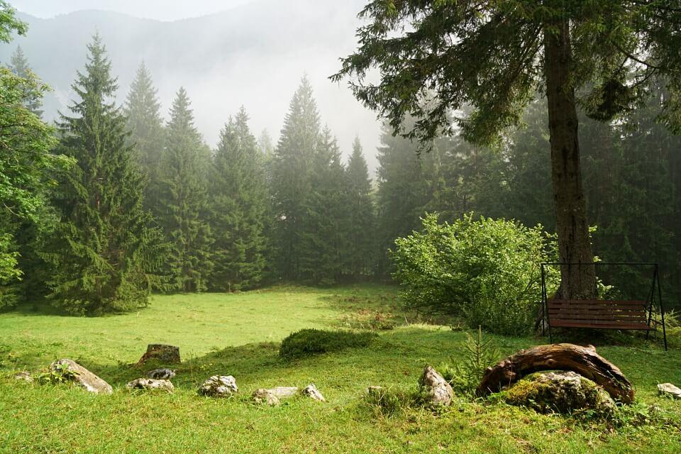 Wanderung im Vratatal auf dem Pot Triglavske Bistrice