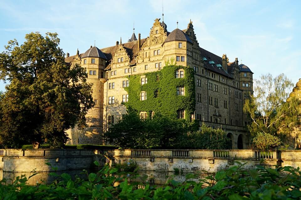 Schloss Neuenstein in Hohenlohe